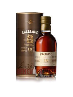 Aberlour 18 Years Highland Single Malt 0,7 l