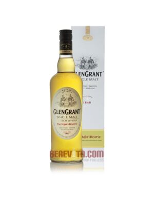 Glen Grant The Majors Reserve Single Malt 1 l