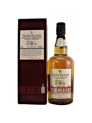 Glen Elgin 12 year old Speyside Whisky 43.0% 0.7 l