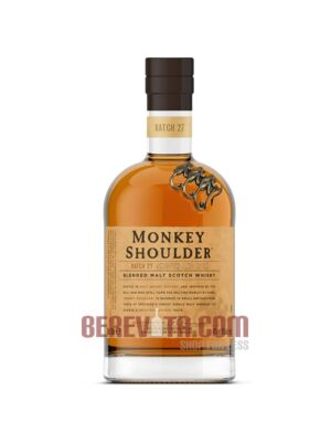 Monkey Shoulder Blended Malt Whisky 0,7 l
