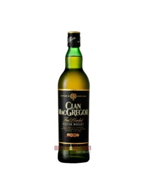 Clan Mac Gregor Blended Scotch Whisky 1 l