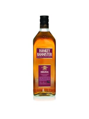 Hankey Bannister Scotch Whisky 1 l