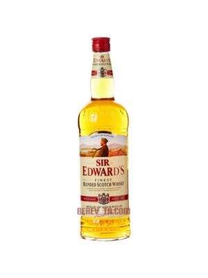 Sir Edwards Blended Scotch Whisky 40% 1 l