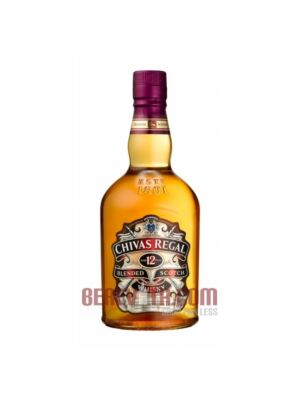 Chivas Regal 12 years Blended Scotch Whisky 1 Litre 40%