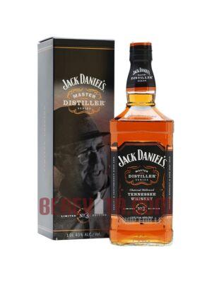 Jack Daniels No. 3 Master Distiller Whiskey 1 l