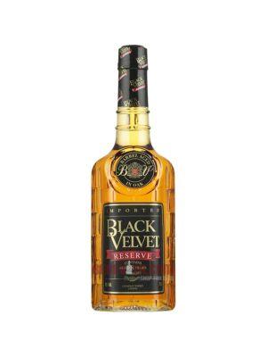 Black Velvet Reserve 8 years Canadian Whisky 1 l