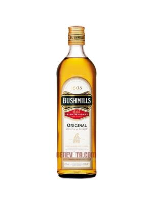 Bushmills Original Irish Whiskey 1 l