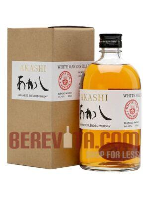 Akashi White Oak Whisky 40,0% 0,5 l