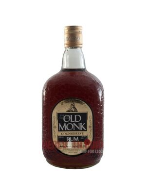 Old Monk 12 years Gold Reserve Rum 0,7 l