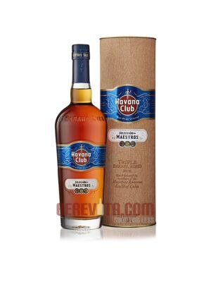 Havana Club Seleccion de Maestros Premium Rum 0,7 l