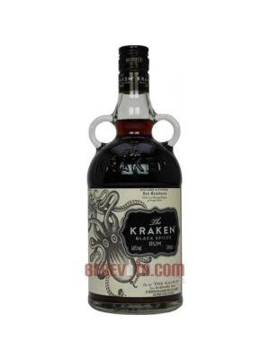 The Kraken Black Spiced Rum 1 l