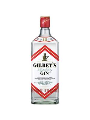 Gilbeys Gin 47,5% 1 l