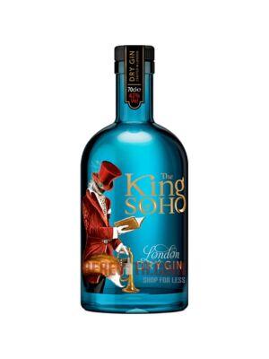 King of Soho London Dry Gin 0,7 l