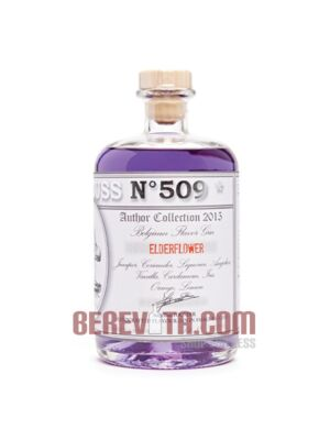 Buss N°509 Elderflower Gin 0.7 l
