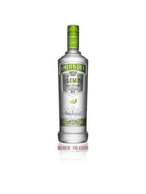 Smirnoff Lime Vodka 1 l
