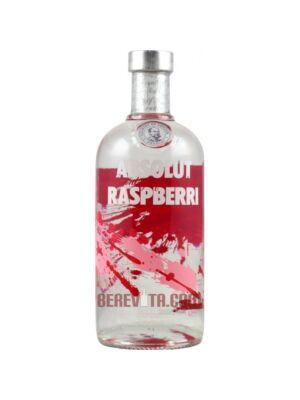 Absolut Raspberri Vodka 1 Litre 40%