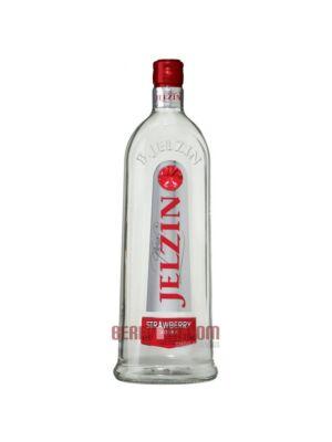 Boris Jelzin Vodka Strawberry 1 Litre 37.5%