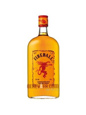 Fireball Cinnamon Whisky Liqueur 0,5 l