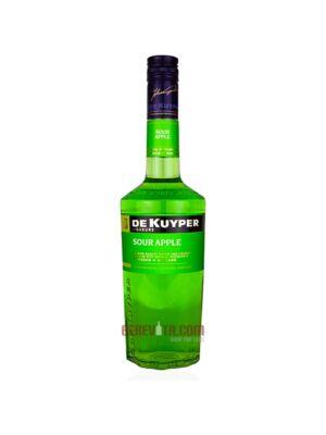 De Kuyper sour Apple liqueur 15% 0.7 l