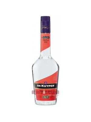 De Kuyper triple sec liqueur 40% 0.7 l