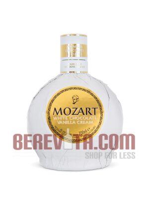 Mozart White Chocolate Vanilla Cream Liqueur 15.0% 0,7 l