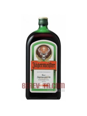Jägermeister Herbal Liquer 1 Litre 35%