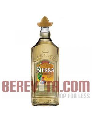 Sierra Tequila Reposado Mexican Gold 1 Litre 38%