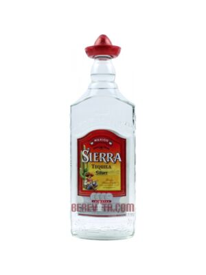 Sierra Tequila Silver from Mexico 1,0 l 38%