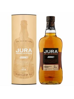 Isle of Jura Journey Single Malt Scotch Whisky 40% 0,7l