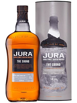 Isle of Jura The Sound Islands Single Malt Scotch Whisky 42.5% 1.0l