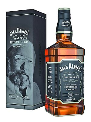 Jack Daniels No. 5 Master Distiller Whiskey 0,7 l