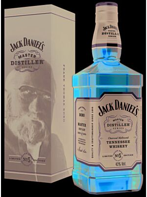 Jack Daniel's Master Distiller Series No. 5  Tennessee Whiskey 43% 1.0l