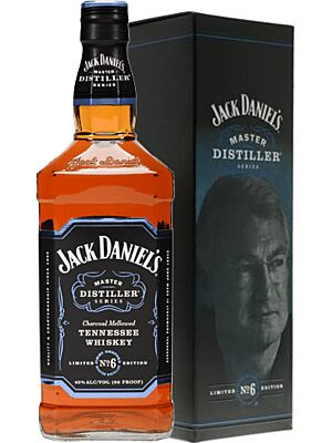 Jack Daniel's Master Distiller Series No. 6 Tennessee Whiskey 43% 1,0l