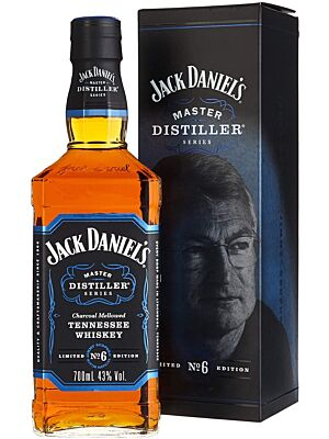 Jack Daniel's Master Distiller Series No. 6 Tennessee Whiskey 43% 0,7l