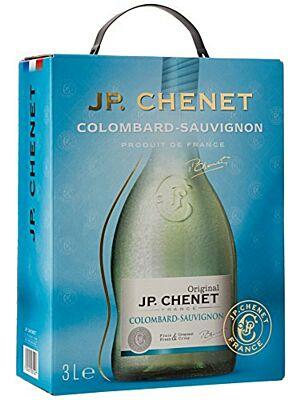 JP Chenet Colombard Sauvignon 3 l BiB
