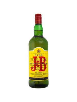 J&B Rare Blended Scotch Whisky 40% 1,0l