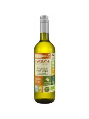 L'Auratae - Catarratto, Pinot Grigio 12,5% 0,75l