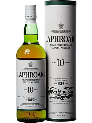 Laphroaig 10 years Single Islay Malt 0,7 l