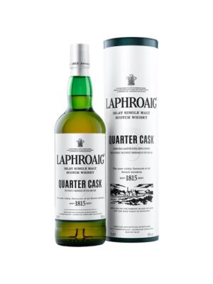 Laphroaig Quarter Cask Islay Single Malt Scotch 48% 0,7l