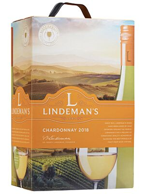 Lindemans Chardonnay Bag in Box 13% 3,0l