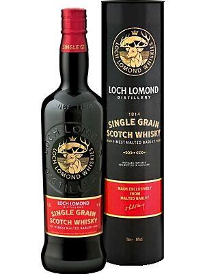Loch Lomond Single Grain Whisky 0,7 l