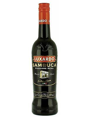Luxardo Passione Nera Liqueur 0,7 l
