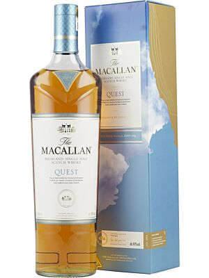 The Macallan Quest Highland Single Malt Scotch Whisky 40% 1.0l