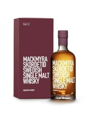 Mackmyra Skördetid Limited Edition Swedish Single Malt Whisky 46,1% 0,7l