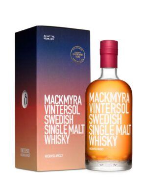 Mackmyra Vintersol Swedish Single Malt Whisky 46,1% 0,7l