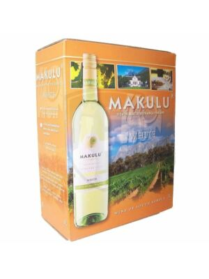 Makulu Cape White Wine 11.5% 3.0l