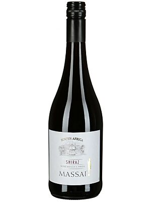 Massai Shiraz Red Wine 14.5% 0.75l