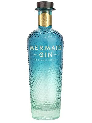 Mermaid Isle of Wight Small Batch Gin 37% 0,7l