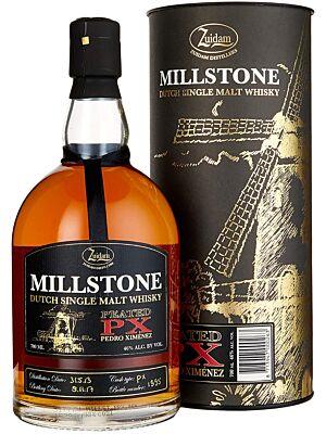 Millstone Peated PX Dutch Single Malt 0,7 l