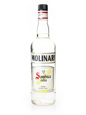 Molinari Sambuca Extra 40% 1.0l